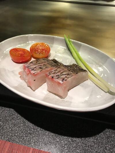 舞浜Teppanyaki+魚料理