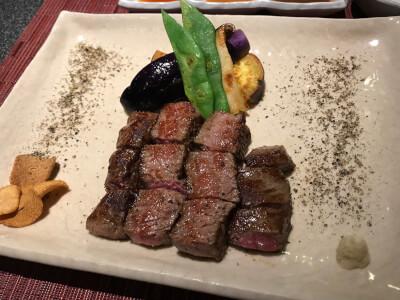 舞浜Teppanyaki+肉料理