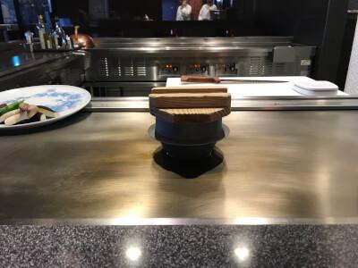 舞浜Teppanyaki+肉料理ご飯