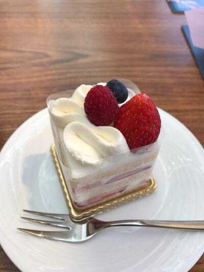 シェラトン舞浜で食べたケーキ