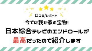 【口コミ/レポート】今では我が家の宝物!シェラトン舞浜・日本綜合テレビのエンドロールが最高だったので紹介します