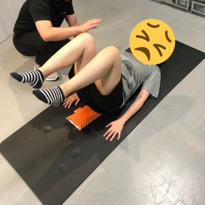 コアヌードルトレーニング